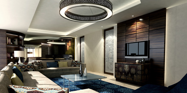Rocco Forte Hotel, Abu Dhabi