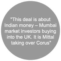 The Holidaybreak and Cox Kings deal is about Indian money - Mumbai investors buying into the UK - Ian Taylor