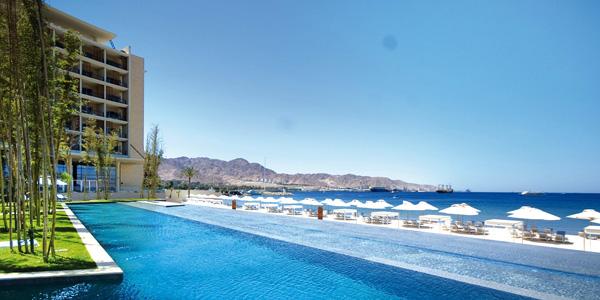 Kempinski Hotel, Aqaba, Jordan
