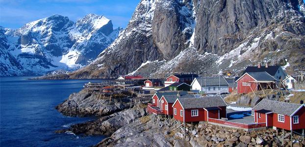 The Norwegian Lofoten Islands