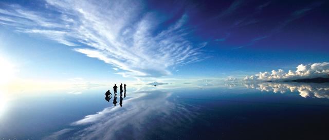 Salt Flats Uyuni, Bolivia