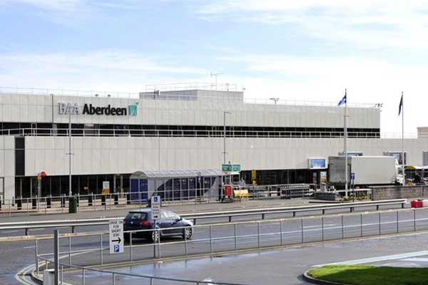 Aberdeen airport faces further strikes this week