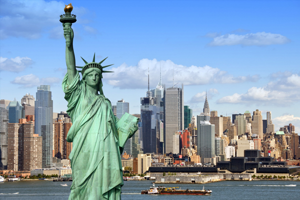 US far outstrips rivals as top summer long-haul destination