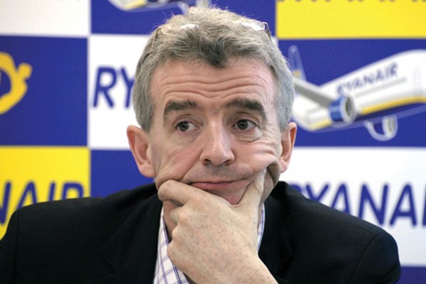 Comment: Ryanair to cut aircraft, pilots and crew, but who is to blame for surplus?