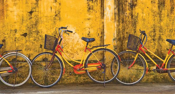 Bicycles vietnam