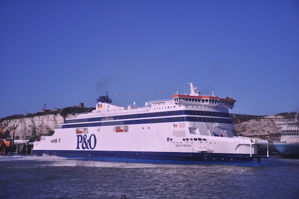 Ferry bookings buoyant since Brexit delay