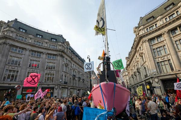Extinction Rebellion to target Heathrow on Friday