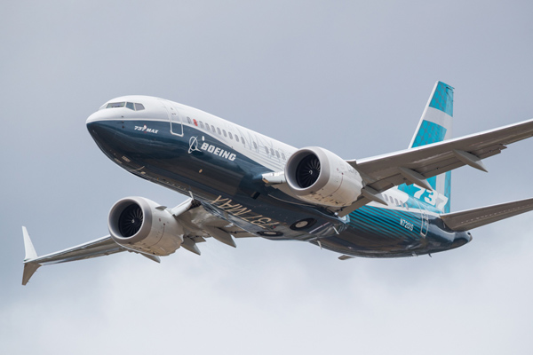 Boeing in deepening trouble over the 737 Max