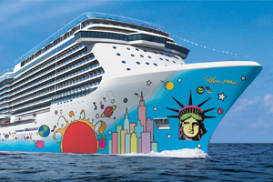 NCL revamps three ships