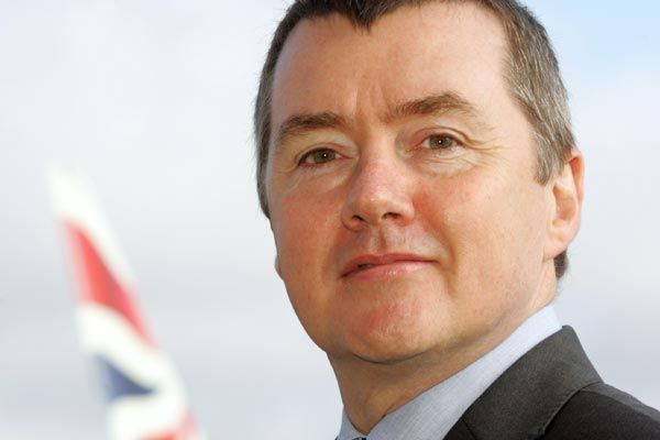 Willie Walsh to be keynote speaker at GTMC overseas conference