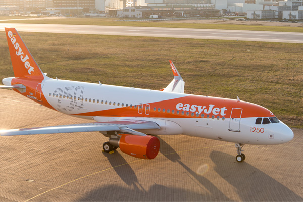 EasyJet acquires Atol for summer 2018
