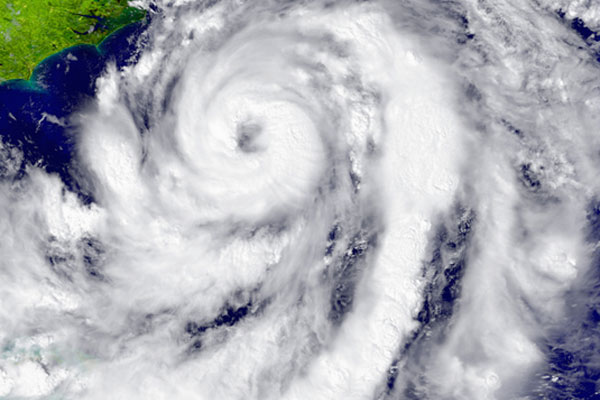 'Life-threatening' hurricane heading for US east coast