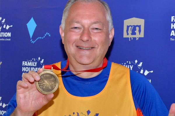 Abta financial services chief set for charity challenge