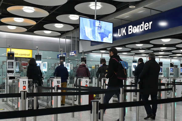 Heathrow boss raises concerns about passport control delays during England games