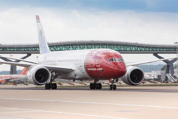 Norwegian unveils transatlantic flights sale
