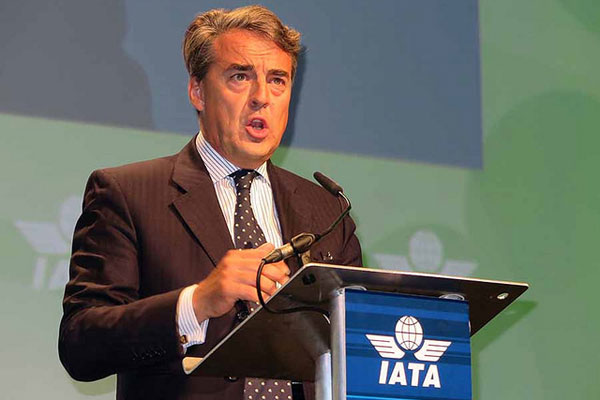 Iata chief outlines India aviation growth priorities