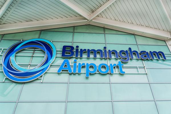 Passengers stranded after emergency landing closes Birmingham airport runway