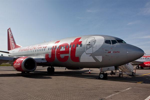 Passenger dies after needing medical attention on Jet2 flight