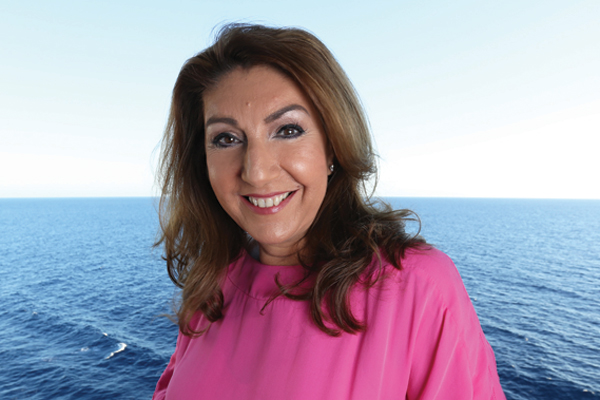 Jane McDonald urges This Morning presenters to go river cruising