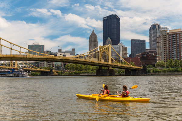Pittsburgh tourism bosses lobby for direct UK flights
