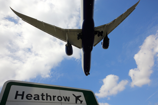 Heathrow expansion to make London 'destination of choice' from China