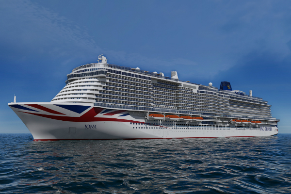 'Pleasure Dome' details revealed for new P&O Cruises ship Iona