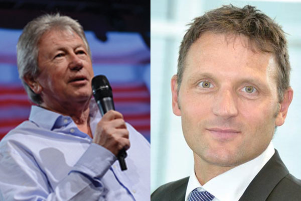 Speakman and Hawke take to Twitter to debate cruise overcrowding