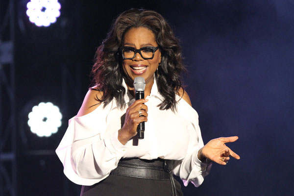Oprah Winfrey to be godmother of Holland America Line's new ship
