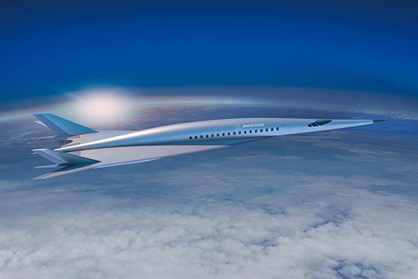 Boeing concept aircraft raises possibility of sub two-hour transatlantic flights