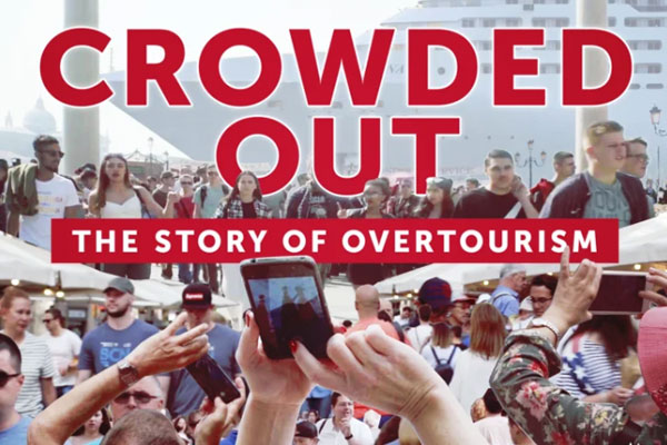 Responsible Travel documentary says overtourism reaching 'critical point'