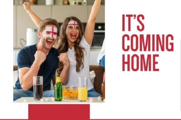 Cosmos offers booking incentive during England World Cup quarter final