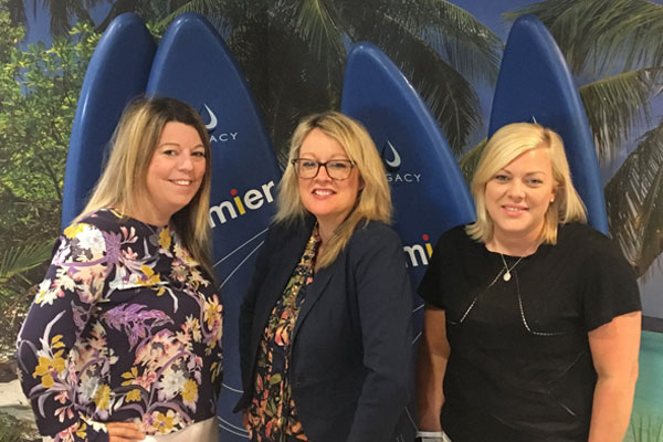 Karen Milward 'all set' to take BDM and sales manager role at Premier Holidays