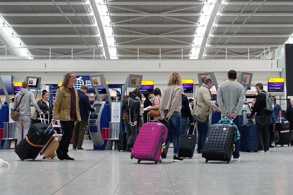 Record number of British holidaymakers expected this weekend