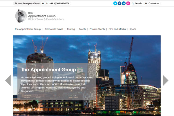 Appointment Group buys travel management business