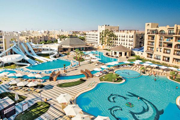 Thomas Cook releases details of tests on Steigenberger Aqua Magic Hotel