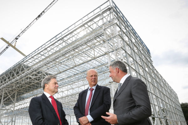 New Boeing hangar to support Gatwick long-haul growth