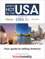 What's hot in the USA